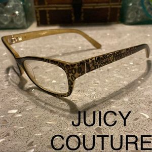 Juicy Couture Glasses Frames JU131